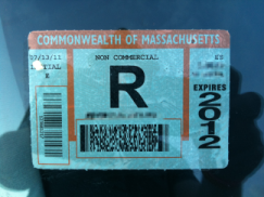 Massachusetts Drivers Check Your Inspection Sticker Massquotes